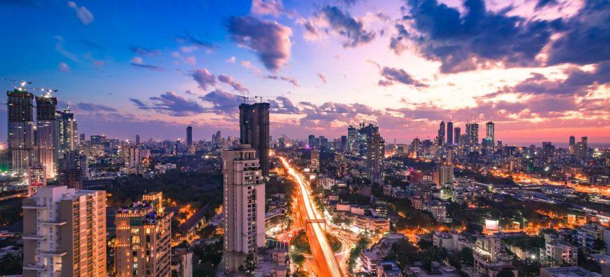 Our data center location in Mumbai, India