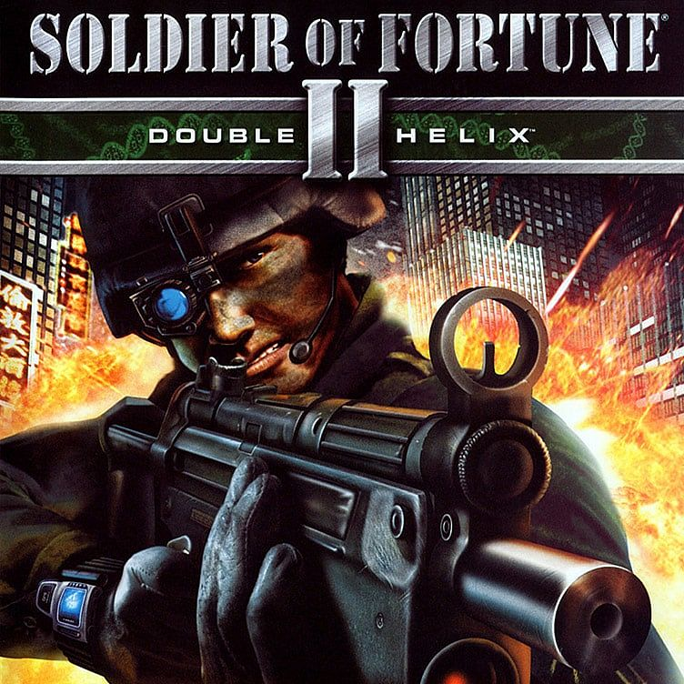 Soldier of Fortune 2 1.00