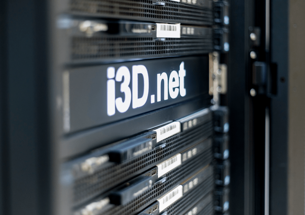 i3D.net datacenter server
